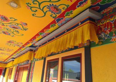 KTD Ceiling art