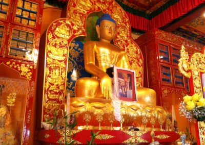 Buddha, Main Shrine, KTD