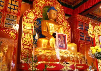 Buddha, Main Shrine, KTD