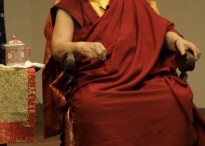 Khenpo Karthar Rinpoche, 2014