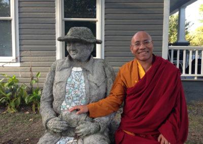 Lama Karma on W. Weaver St